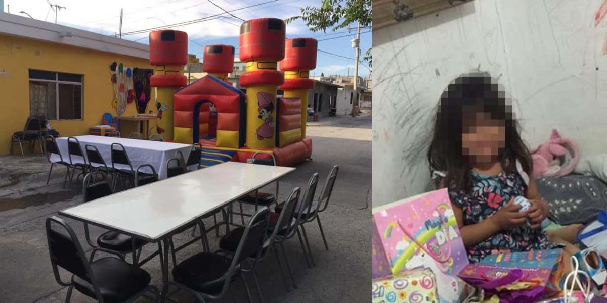 madre fiesta de cumpleaños invitados no asistieron