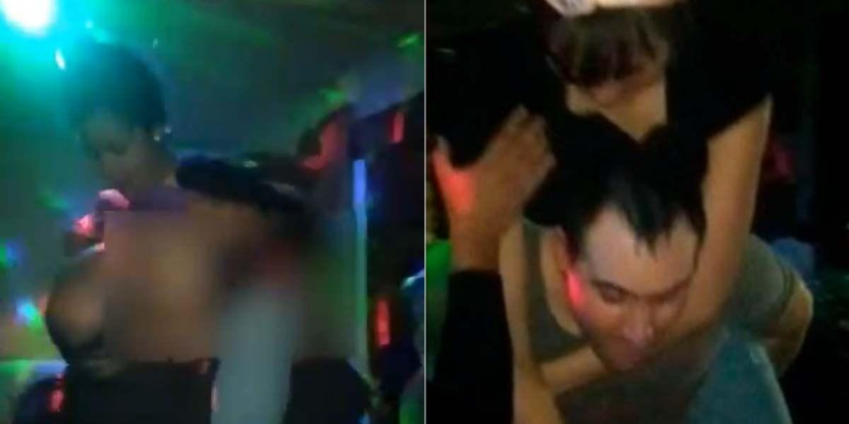 video viral policias fiesta sexual argentina