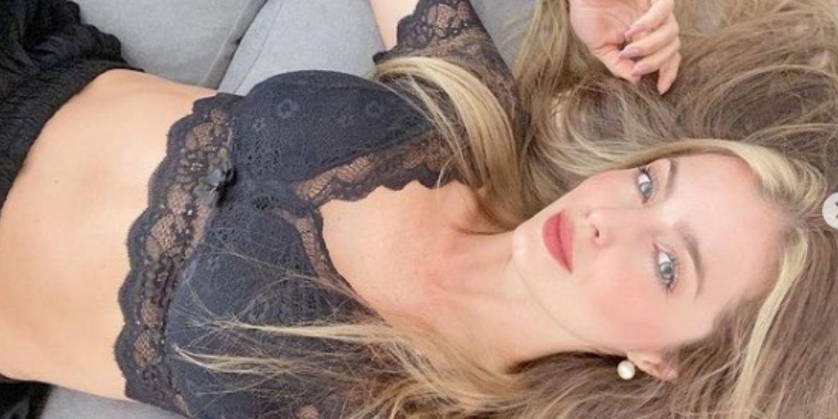 Cristina Hurtado cómo avanza su embarazo