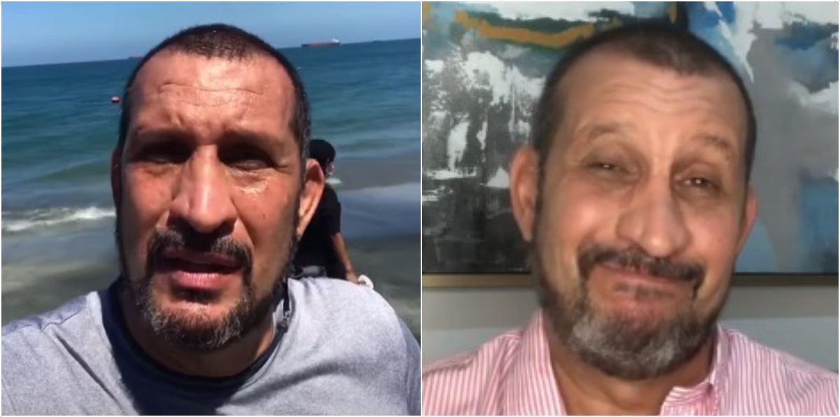 Fernando El Flaco Solórzano denunció cobro excesivo Santa Marta Playa Blanca restaurante