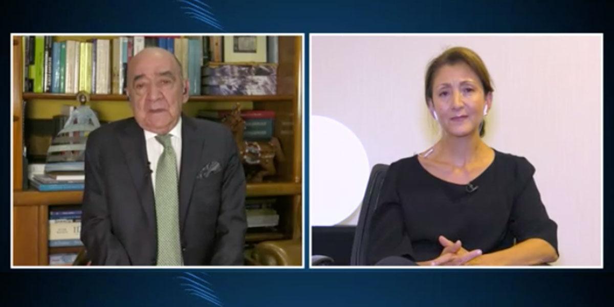 Íngrid Betancourt habla sobre su encuentro con las antiguas Farc