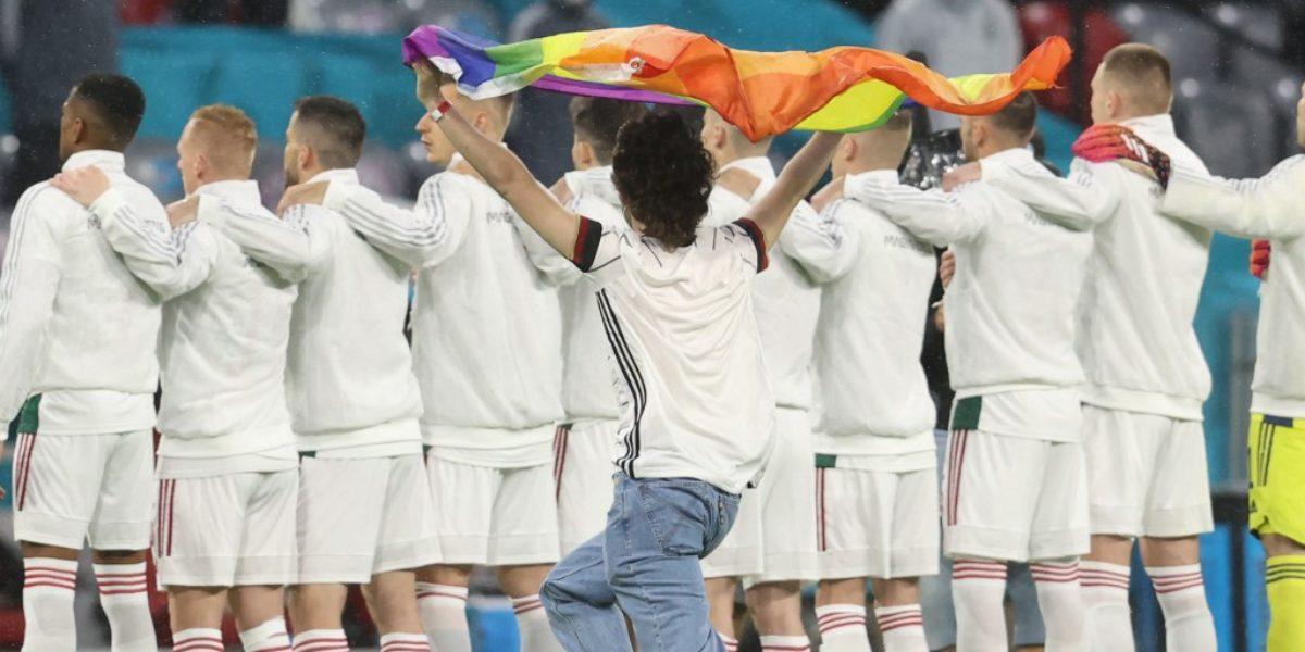 invasión aficionado eurocopa