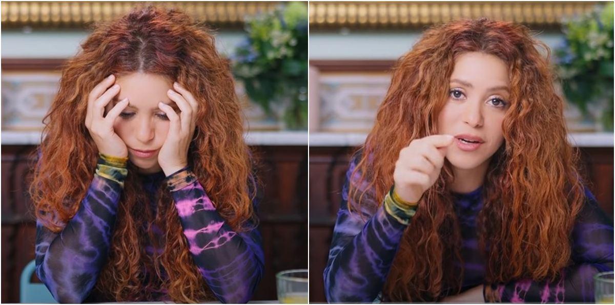 Shakira culpó a su suegra de uno de sus peores looks; se cortó el pelo