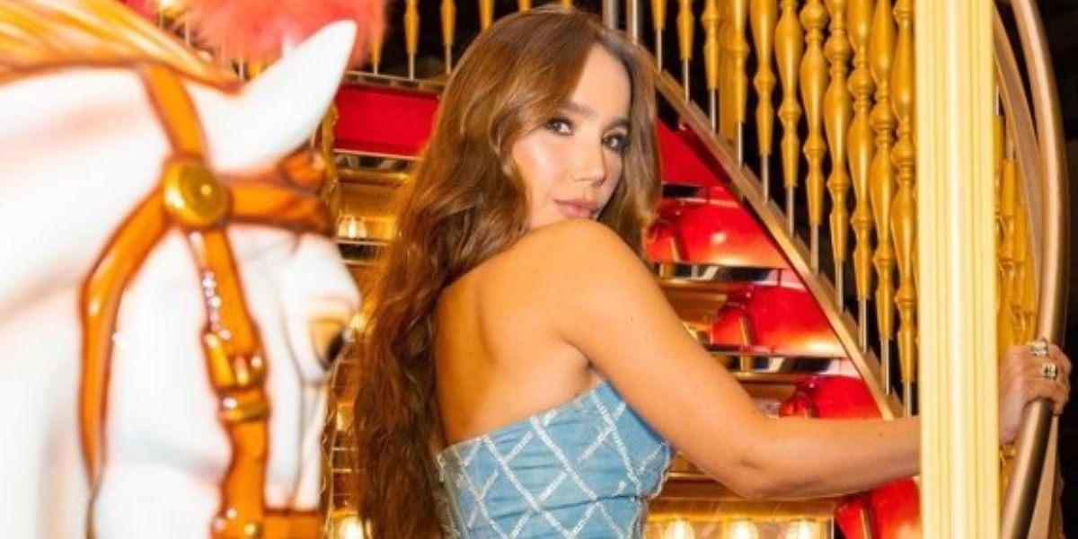 Paola Jara reveló secreto ejercicio tonificadas nalgas