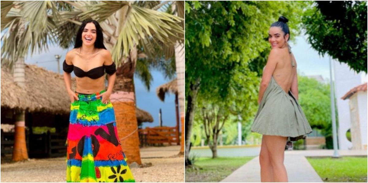 Elianis Garrido cuerpazo bikini La Guajira