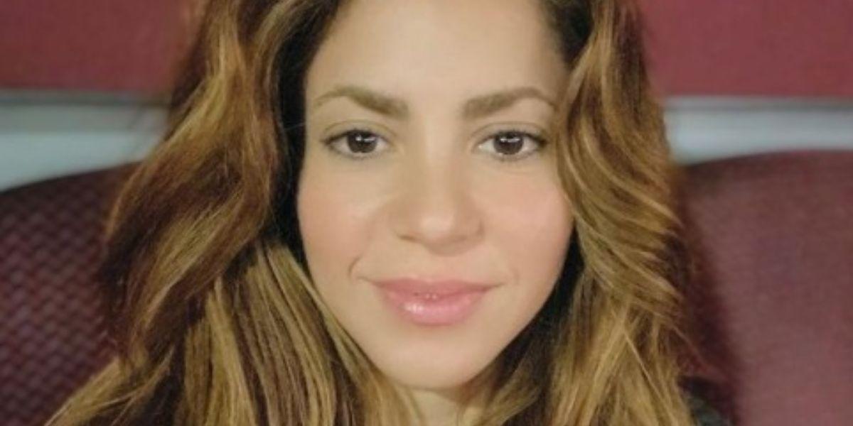 Shakira contó que no les pone sus canciones a sus hijos