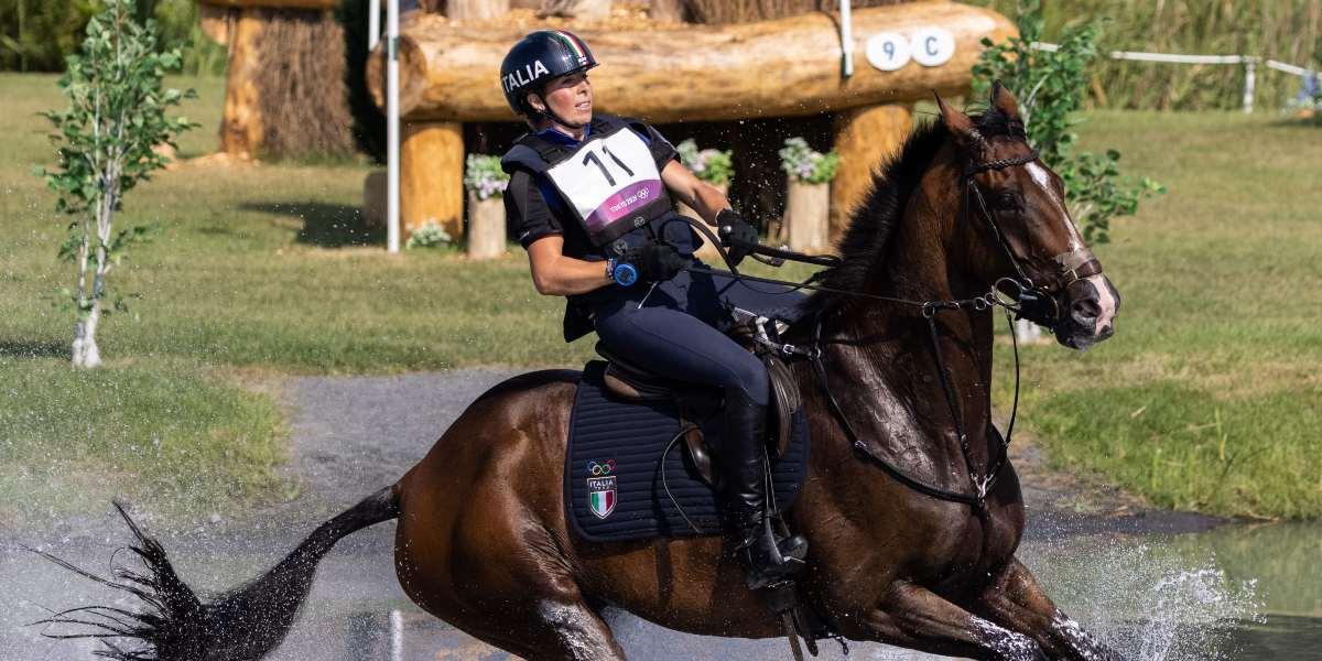caballo olímpicos