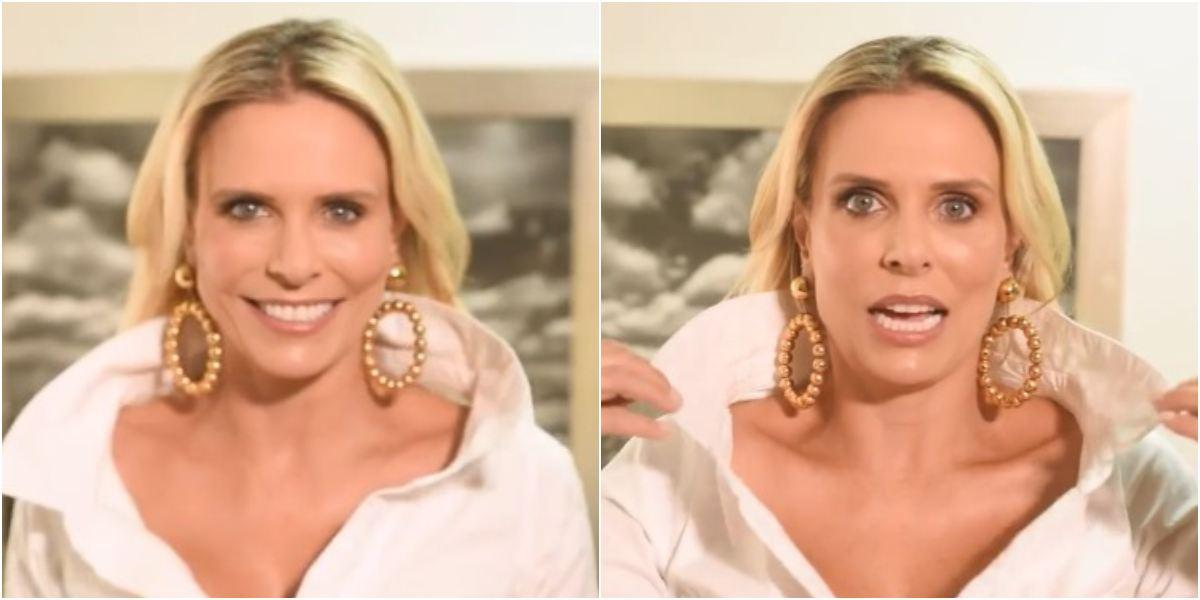 Catalina Maya publicó video sin maquillaje y dividió opiniones