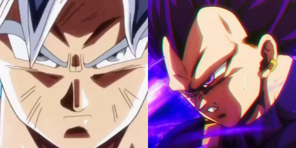 vegeta mega instinto ultra ego nuevo poder dragon ball super manga 75
