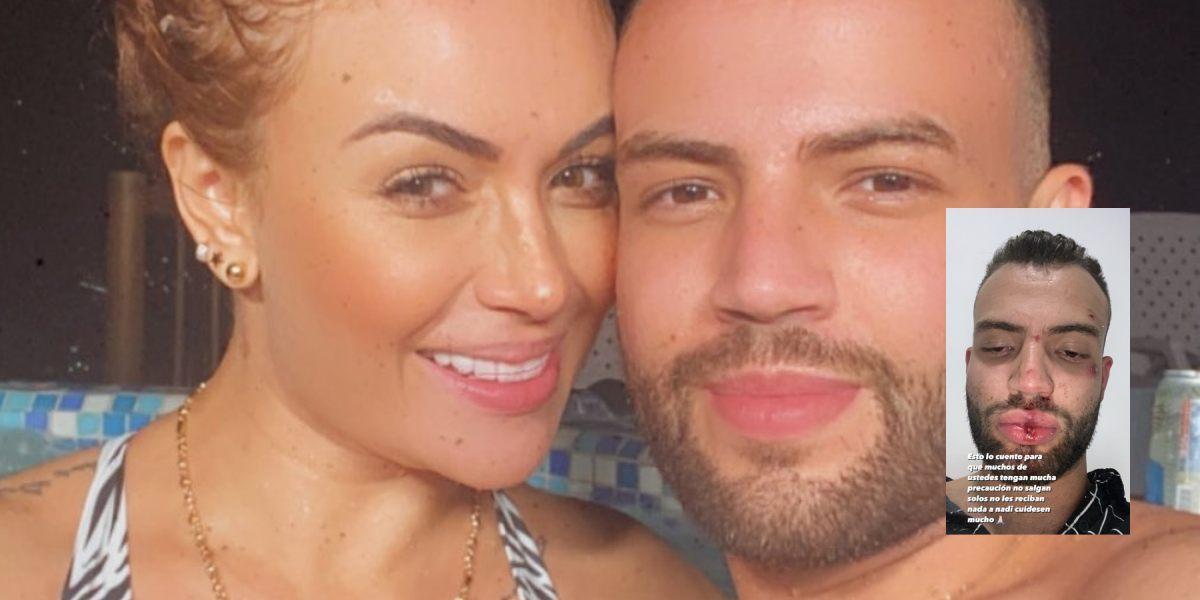 Hermano de Sara Uribe fue víctima de robo; lo escopolaminaron y lo iban a matar