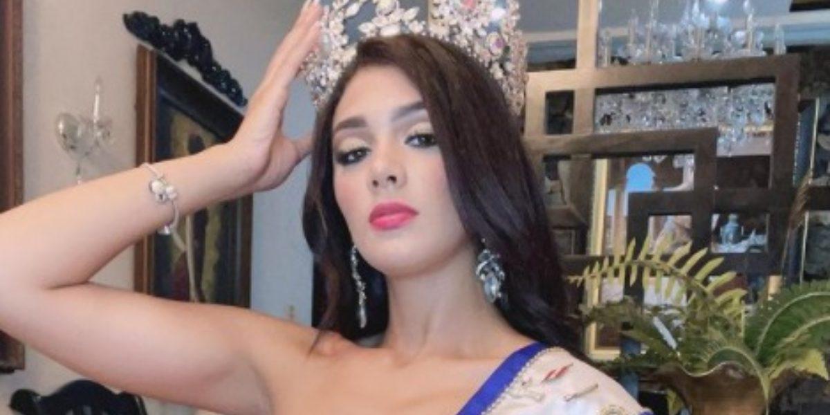 Grisell Romero Miss World Honduras 2019 nueva integrante de El Poder del Amor