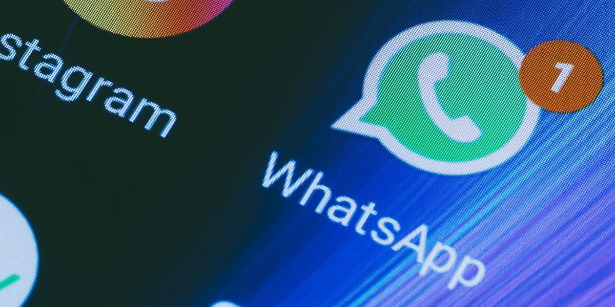 WhatsApp prohibirá usar la foto del negro de WhatsApp