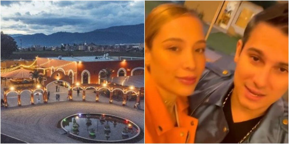 ¿Dónde queda el Rancho MX, el famoso restaurante de Luisa Fernanda W y Pipe Bueno?