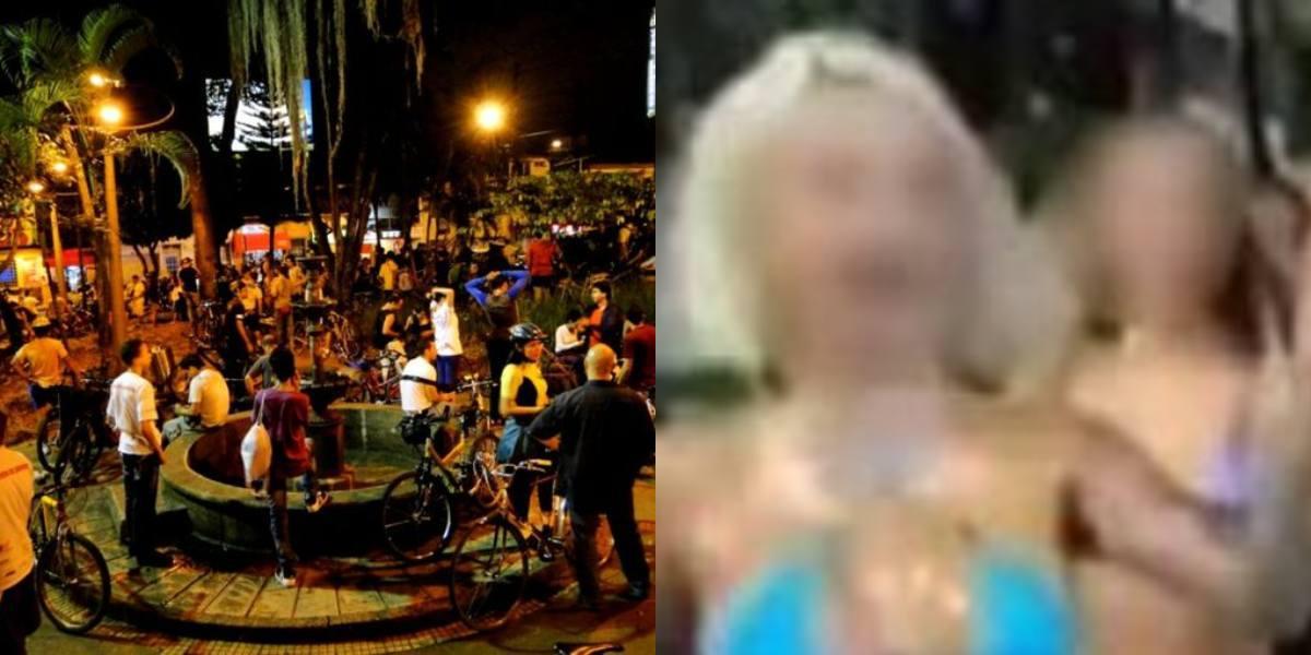 parque lleras modelos webcam