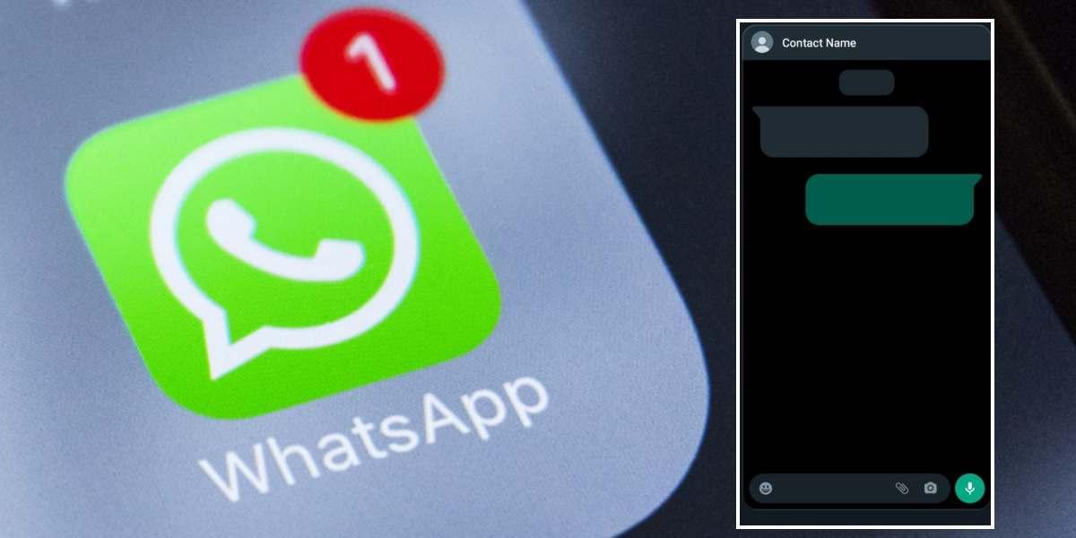 whatsapp como activar el modo oscuro ahorra mas bateria