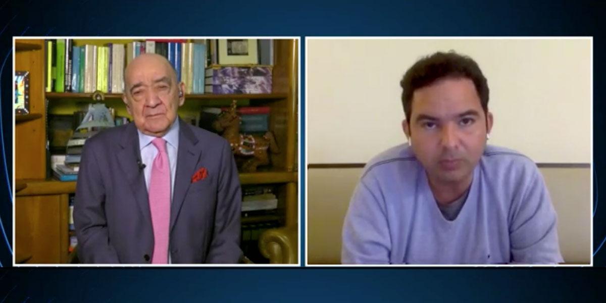 Autor de reforma a Ley de Garantías, senador Carlos Meisel defiende su propuesta