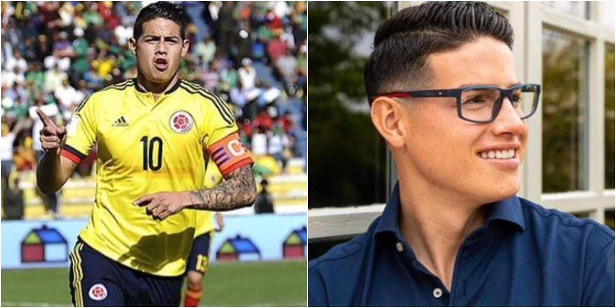 James Rodríguez Conmebol Selección Colombia