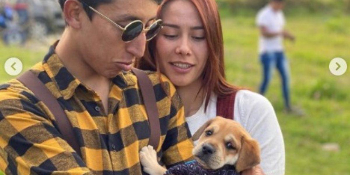 Egan Bernal denuncia que envenenaron su perro Yako
